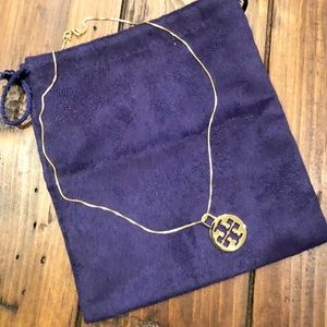 Tory Burch Charm Necklace